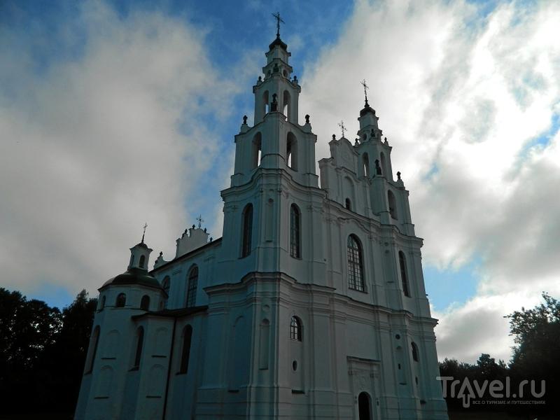 Софийский собор в Полоцке, Белоруссия / Фото из Белоруссии