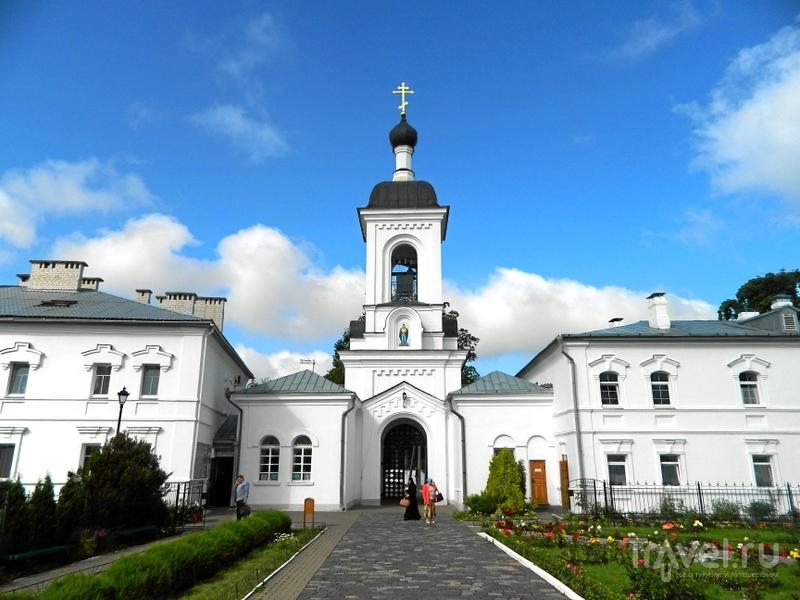 Спасо-Ефросиньефский монастырь в Полоцке, Белоруссия / Фото из Белоруссии