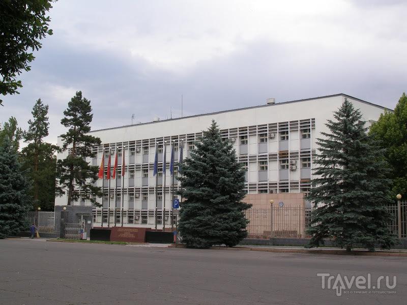 Киргизия. Бишкек / Киргизия