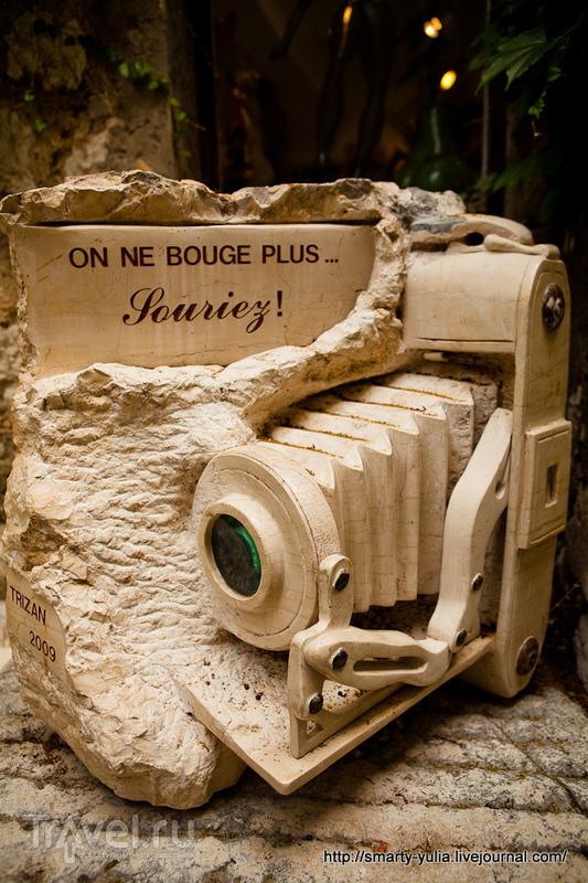 Лазурный берег, Сен-Поль-де-Ванс (Saint-Paul-de-Vence) / Фото из Франции