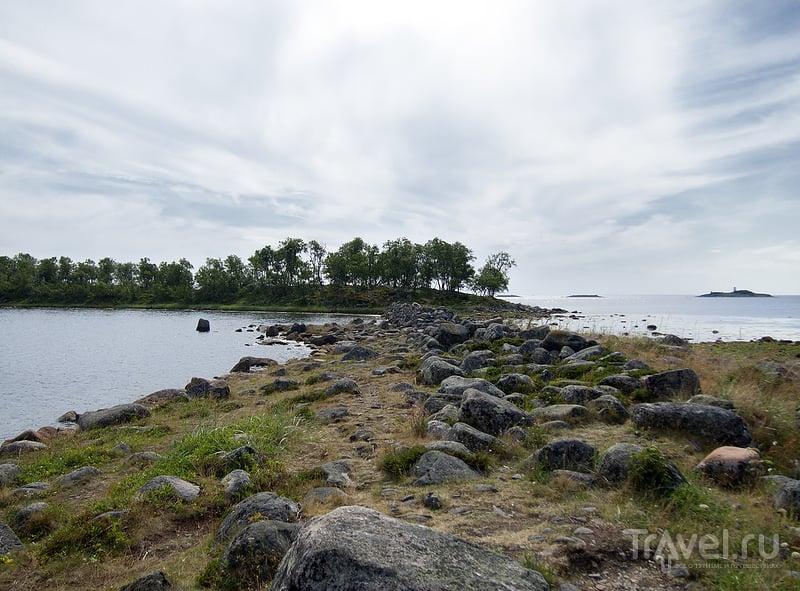 Филипповские садки на Большом Соловецком острове, Россия / Фото из России