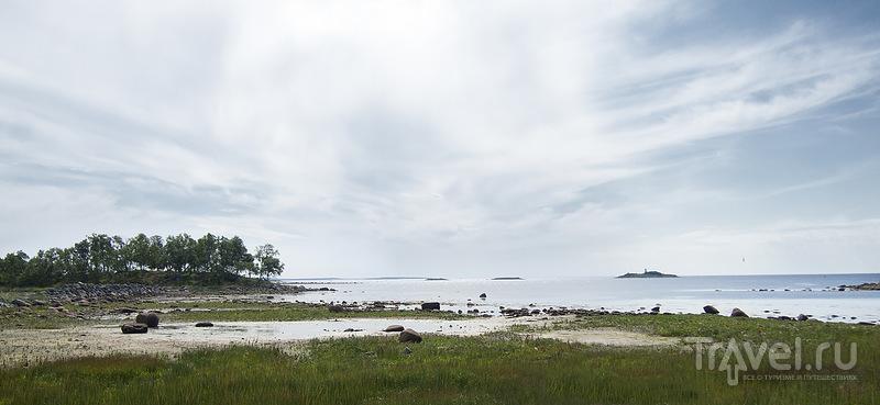 Знакомство с островом / Фото из России