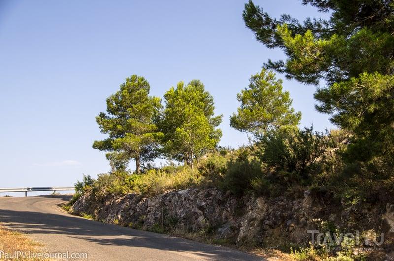 Замок Miravet / Фото из Испании
