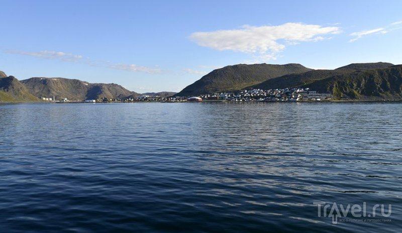 Город Хоннингсвог, Норвегия / Фото из Норвегии