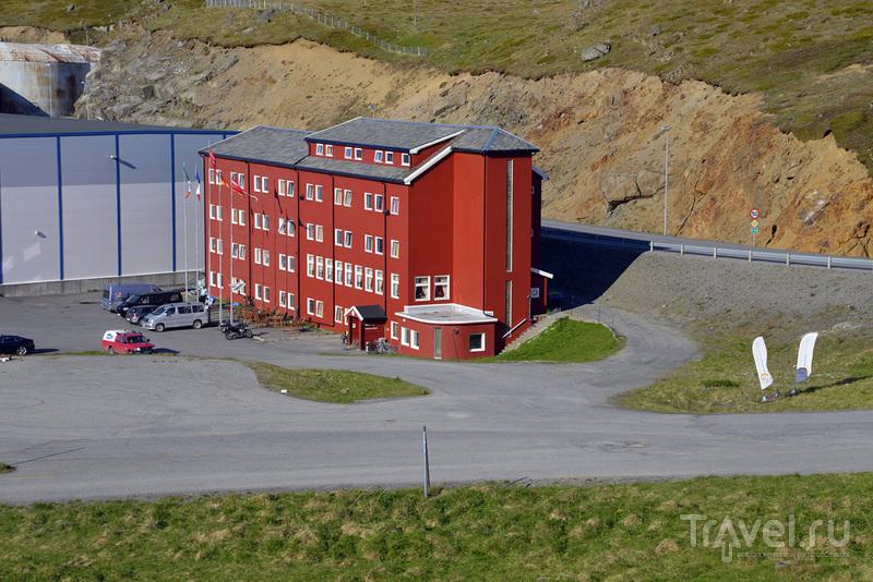 Нордкап без Нордкапа, или Миссия невыполнима / Фото из Норвегии