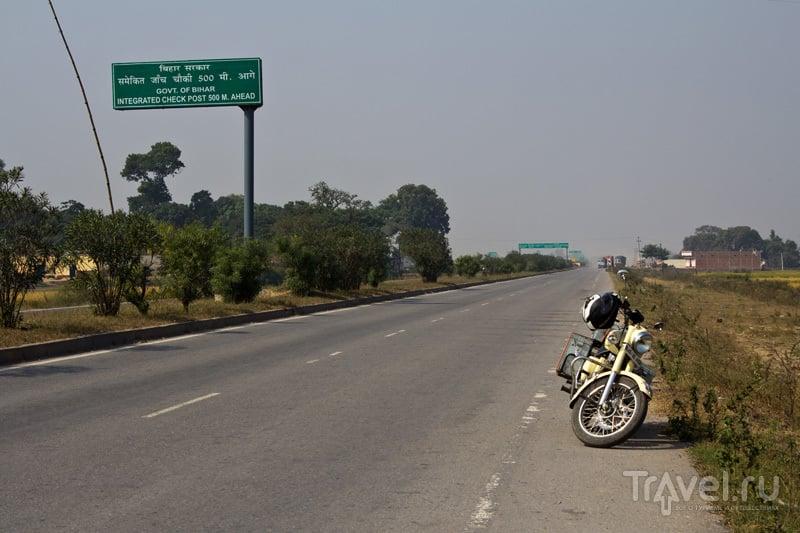 В штате Бихар, Индия / Фото из Индии