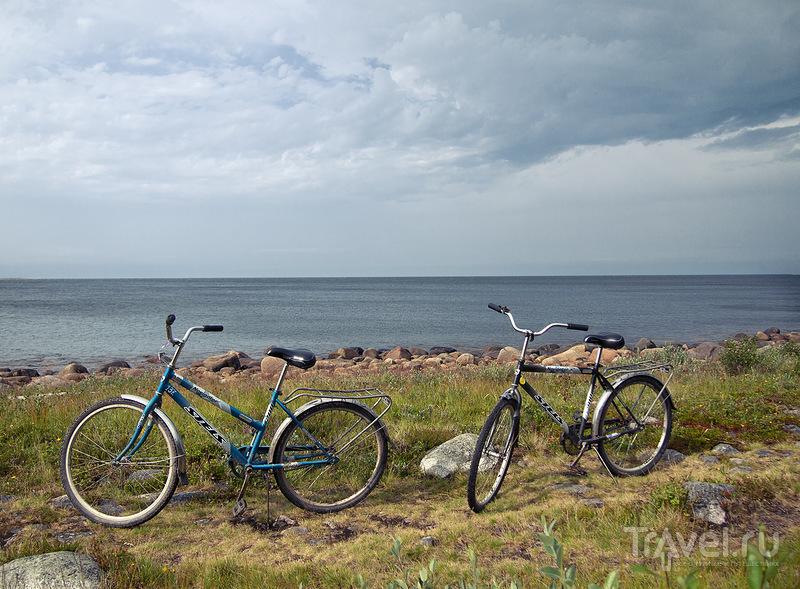 На Большом Соловецком острове, Россия / Фото из России
