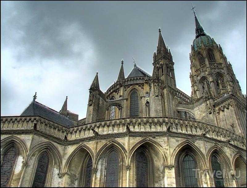 La cathédrale Notre-Dame de Bayeux в Байё, Франция / Фото из Франции