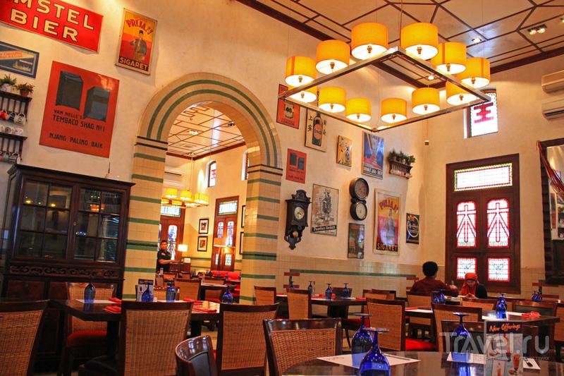 """Кафе """"Сапоэрна"""" в Сурабайе, Индонезия / Фото из Индонезии"""