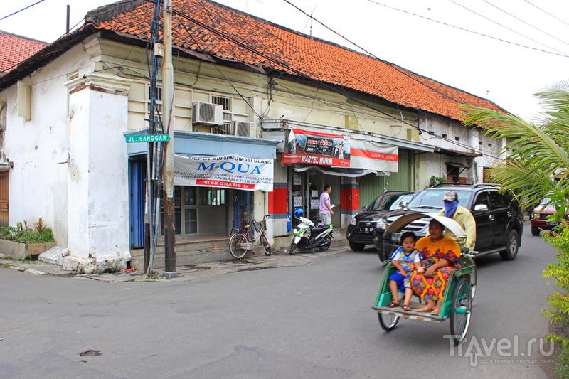 Остров Ява. Сурабайя / Фото из Индонезии