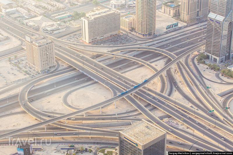 Путеводитель по крышам Дубая / Фото из ОАЭ