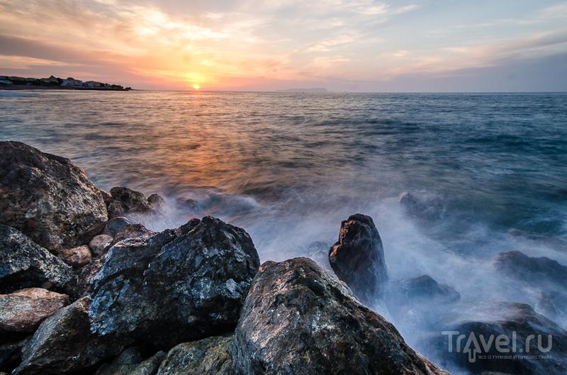 Майские праздники на Крите. Агиос-Николаос / Фото из Греции