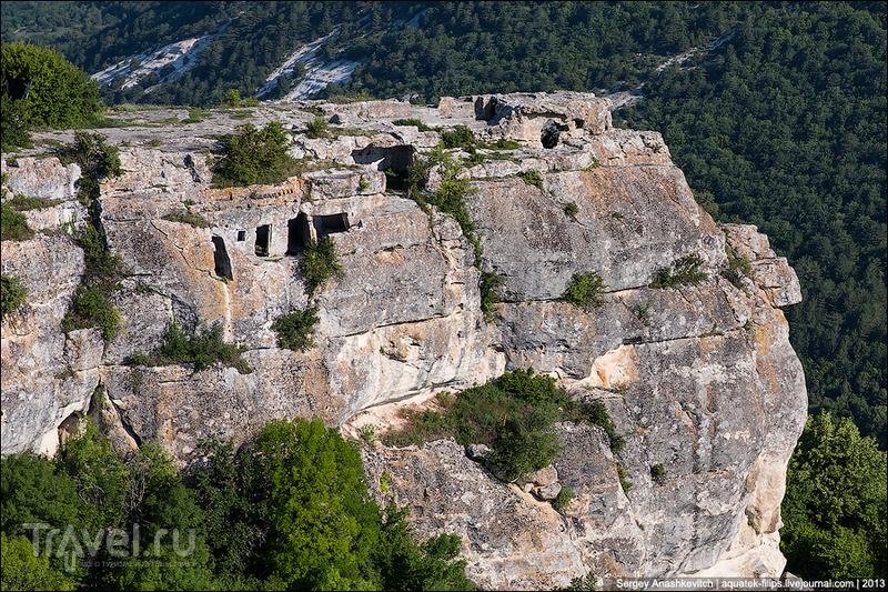 Пещерный комплекс Барабан-Коба, Украина / Фото с Украины
