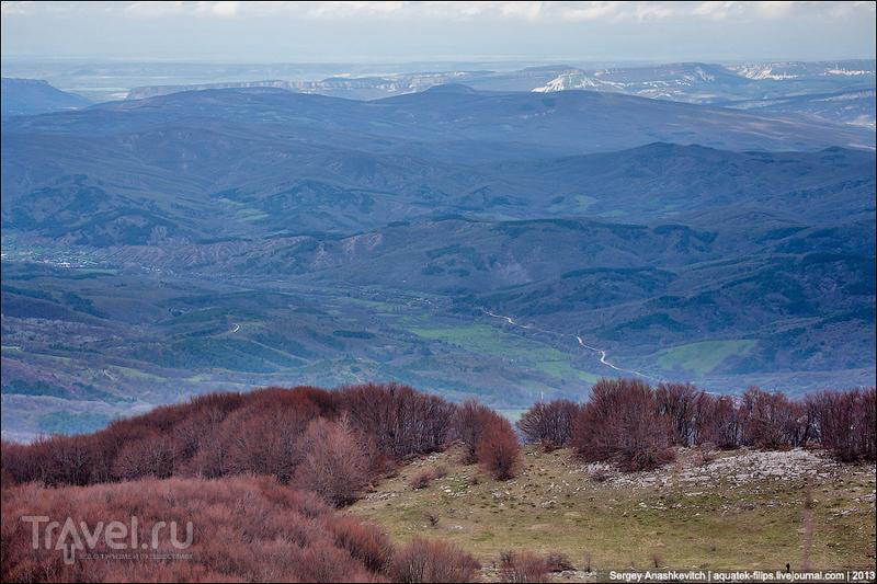Бельбекская долина, Украина / Фото с Украины