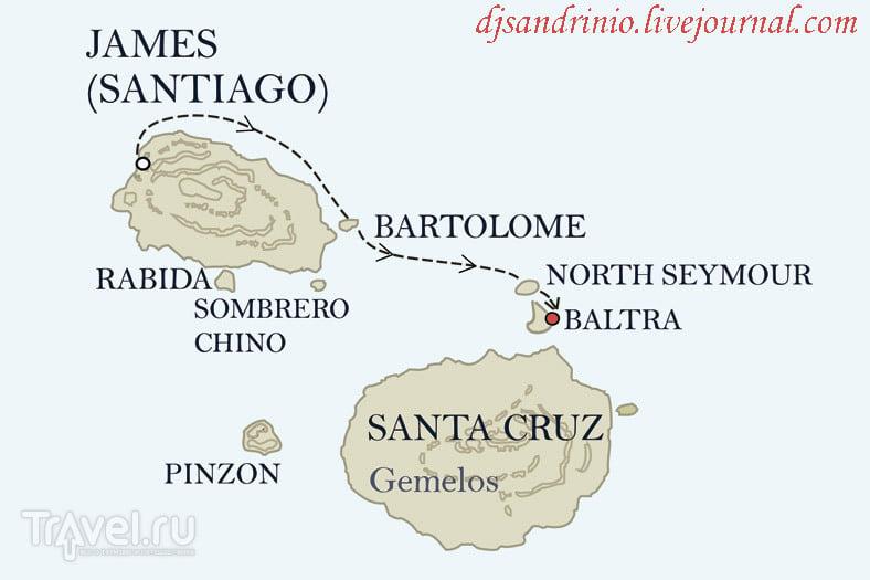 The Galápagos, Bartolome, Sallivan Bay / Эквадор