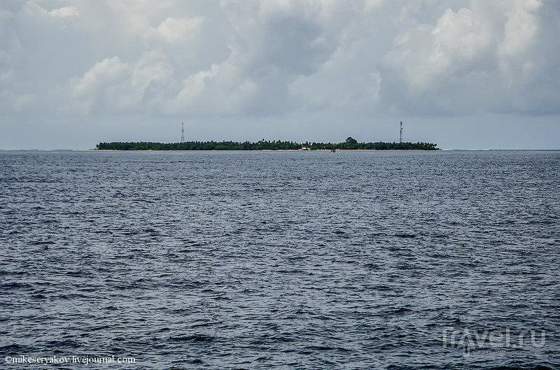 Остров Химандху, Мальдивы / Фото с Мальдив