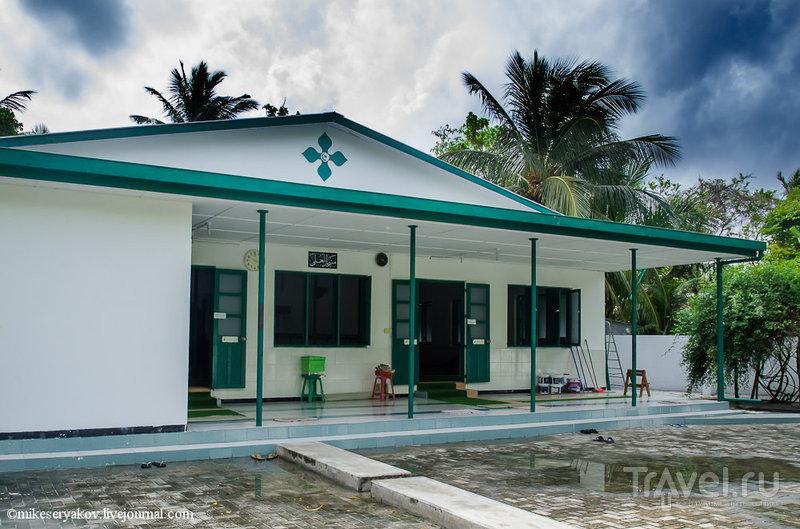 Мальдивы не для туристов. Остров Химандху / Фото с Мальдив