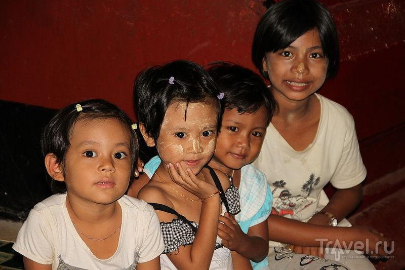 The Spirit of Indochina. Баган, Мьянма / Фото из Мьянмы