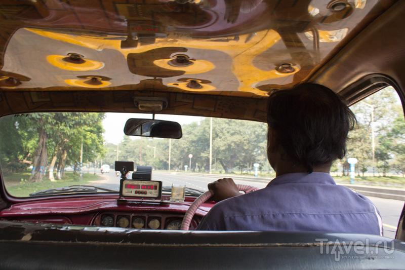 Калькутта - город над вольной Хугли / Индия