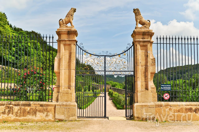 Замок Ansembourg, Люксембург / Фото из Люксембурга
