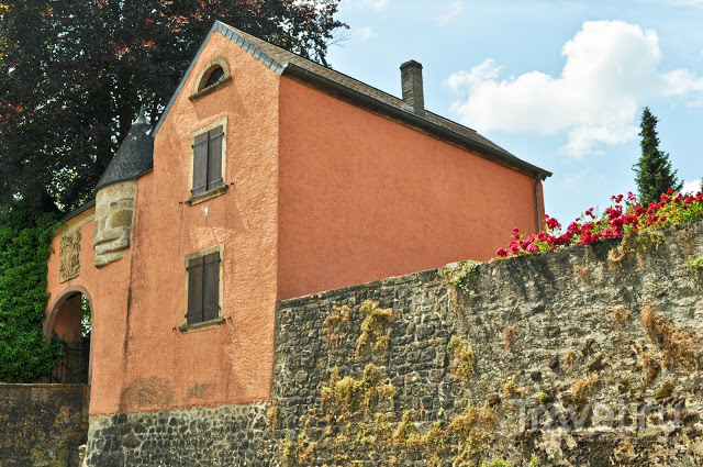 Замок Mersch, Люксембург / Фото из Люксембурга