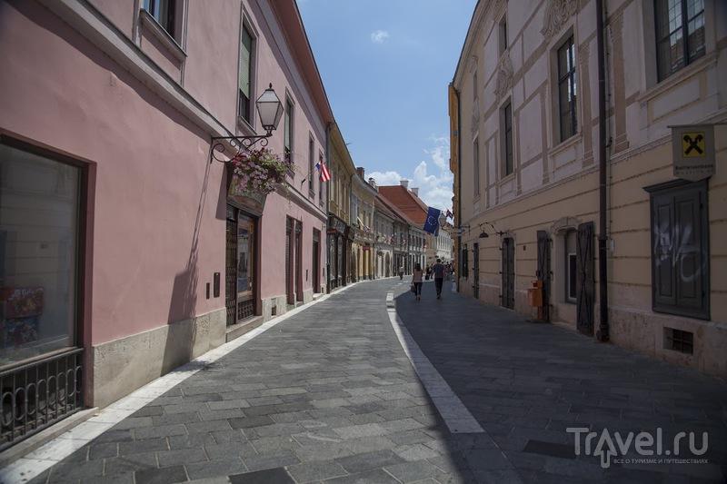Вараждин (Varazdin), Хорватия / Фото из Хорватии