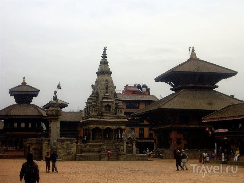 Таинственный Непал. Бхактапур / Непал