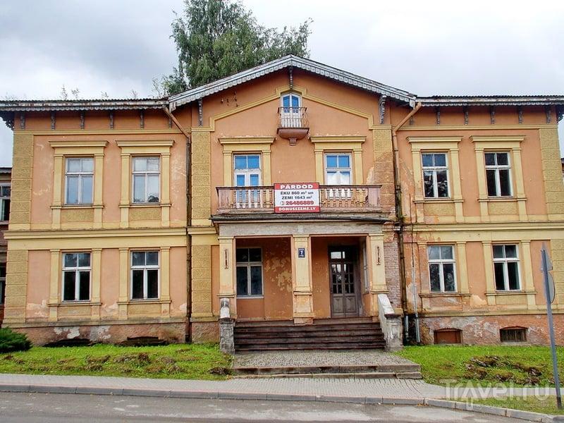 Латвия. Цесис / Латвия
