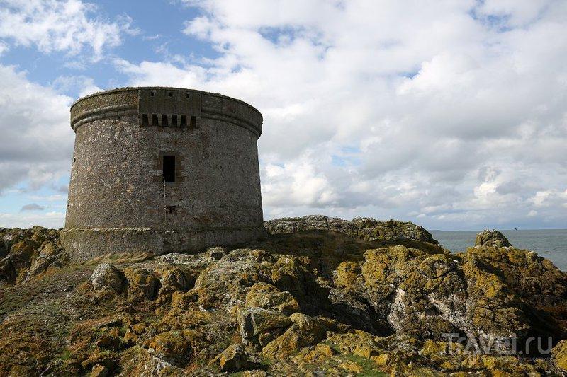 На острове Ирландский Глаз / Фото из Ирландии