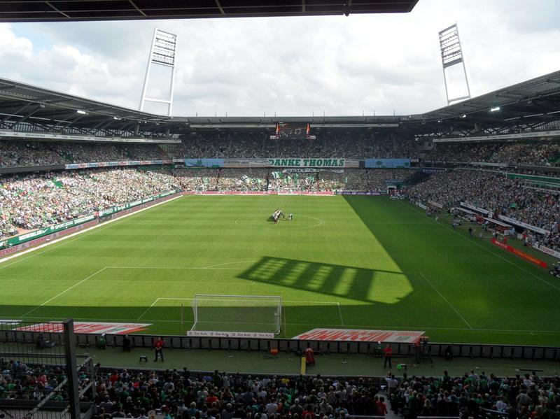 Футбол, Бундеслига: Бремен - Аугсбург / Германия