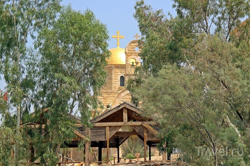 Каср эль-Яхуд - место крещения Иисуса Христа / Иордания