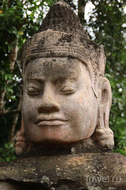 The Spirit of Indochina. Ангкор-Тхом, Камбоджа / Фото из Камбоджи