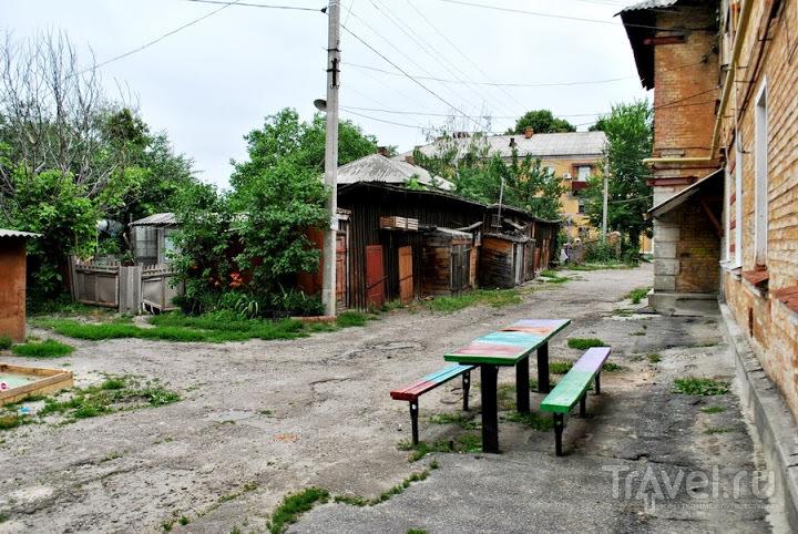 Конотоп: украинская провинция / Украина
