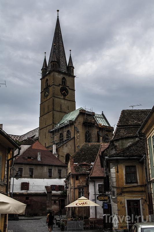 Лютеранский собор Святой Марии в Сибиу, Румыния / Фото из Румынии