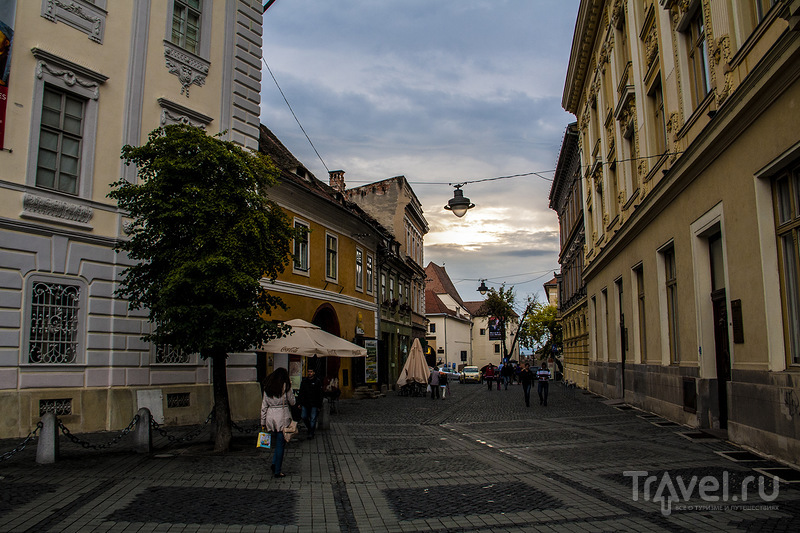 Трансильвания трип. Сибиу / Фото из Румынии
