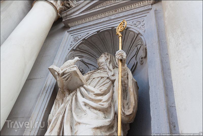 Трир. Аббатство святого Матфия / Фото из Германии