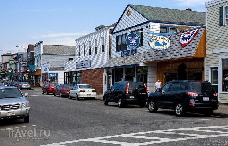 США: Каникулы в штате Мэн / Фото из США