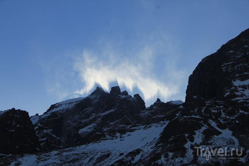 Национальный парк Торрес-дель-Пайне / Фото из Чили