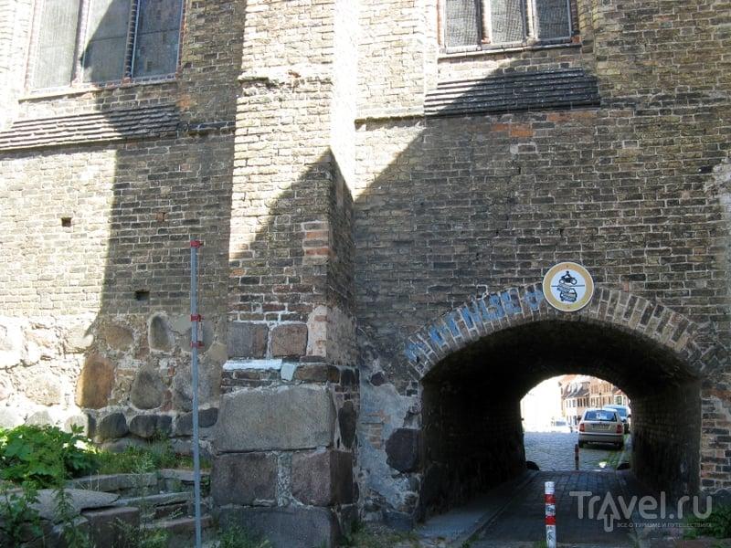Жилая церковь в Ростоке / Германия