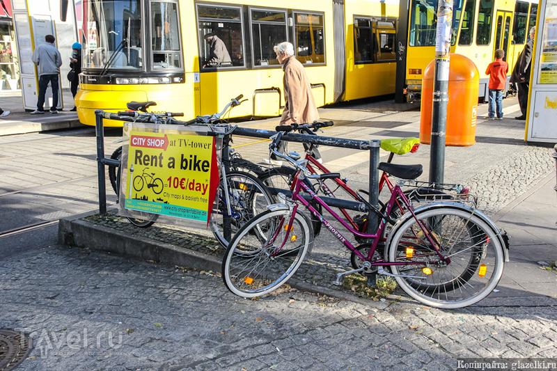 Прогулка по Берлину / Фото из Германии