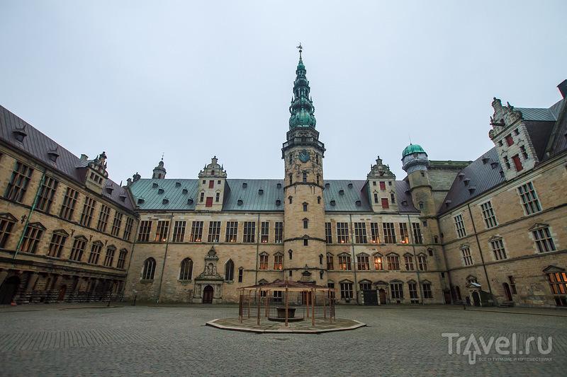 Замок Кронборг в Хельсингере, Дания / Фото из Дании