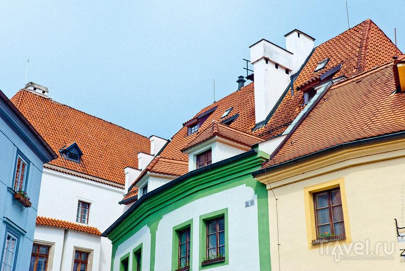 Чески-Крумлов / Фото из Чехии