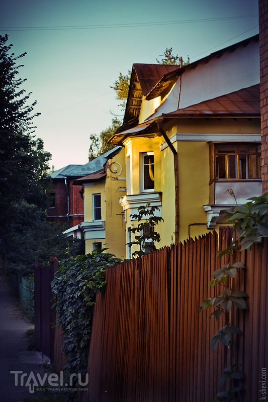 Кострома в 6 утра / Фото из России