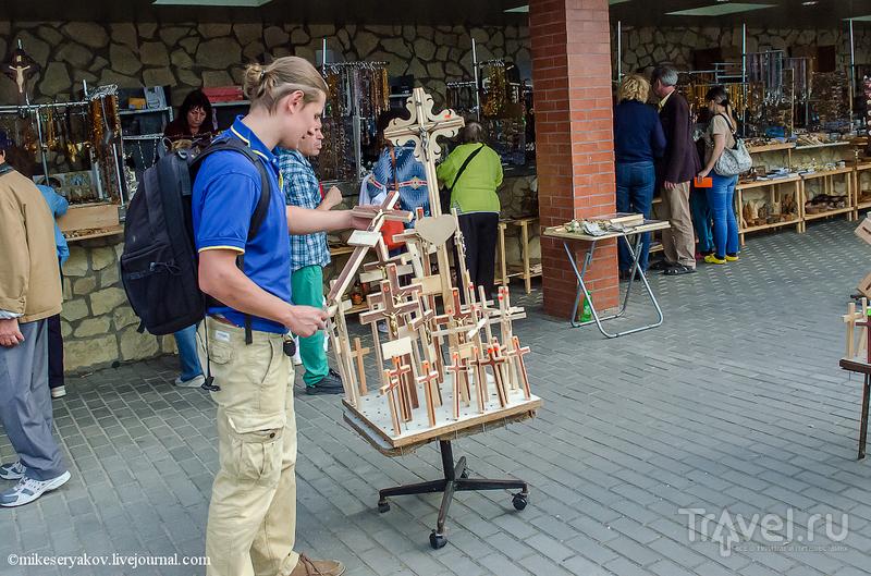 У Горы Крестов, Литва / Фото из Литвы