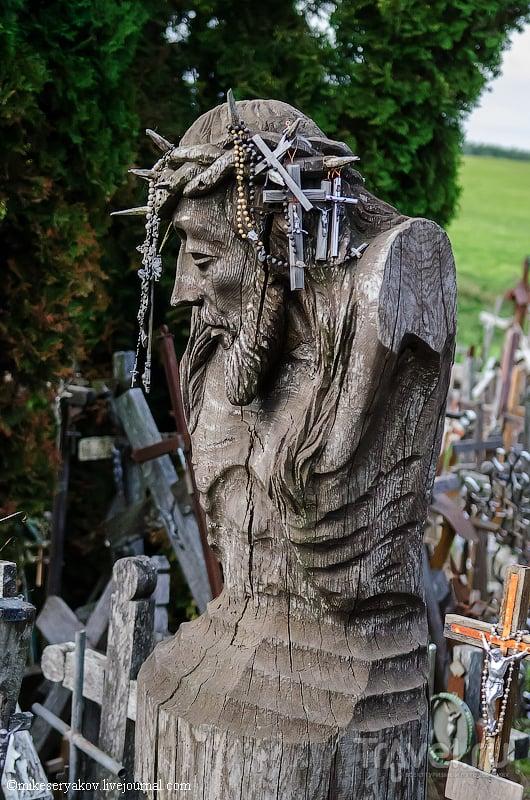 Главный религиозный символ Литвы / Фото из Литвы