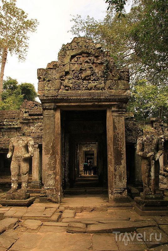 The Spirit of Indochina: Преа-Кхан, Камбоджа / Фото из Камбоджи