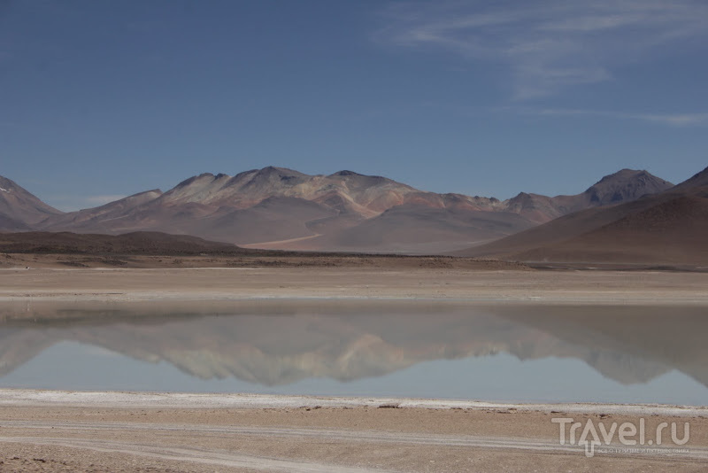 Плато Альтиплано, Боливия / Фото из Боливии