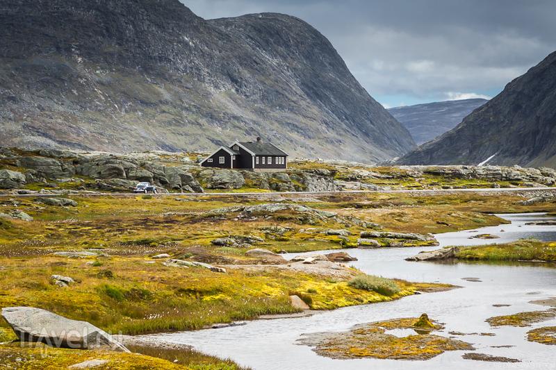 Норвегия, первое приближение / Фото из Норвегии