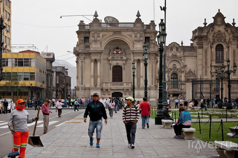 Перу на майские праздники / Перу