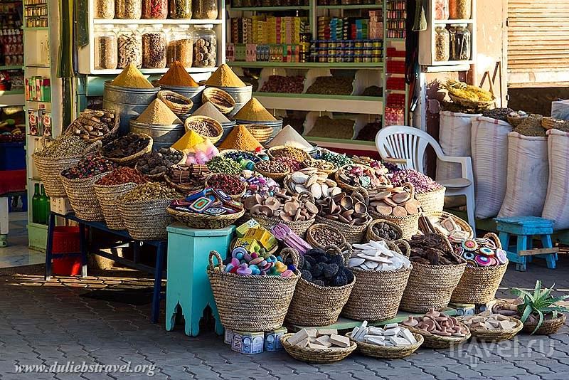 Самостоятельное путешествие по Марокко: Марракеш / Фото из Марокко